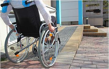 Wheelchair prescription and adaptation
